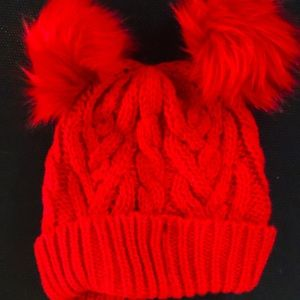 Winter kids hat